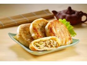 日式和風蔥肉酥餅