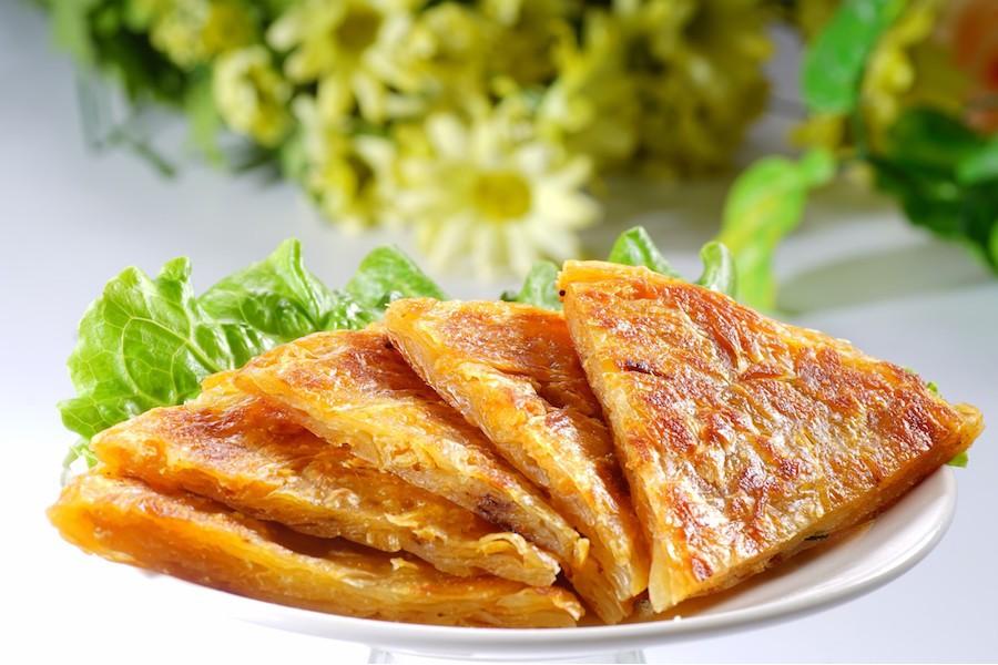 臭豆腐抓餅